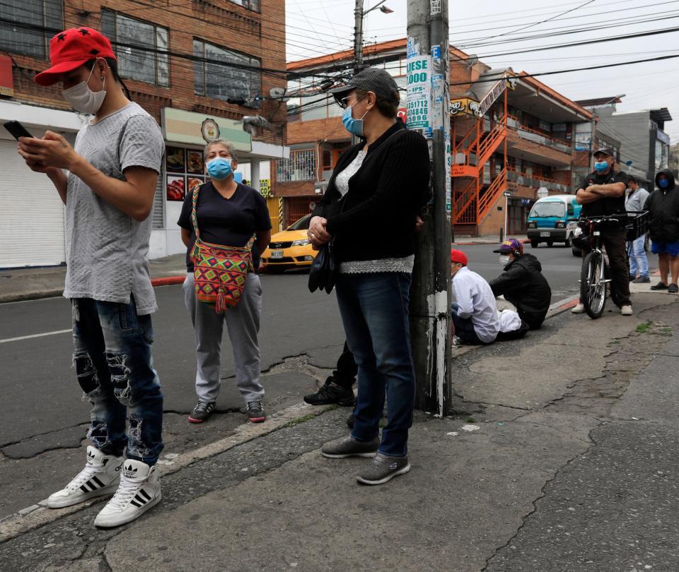 Colombia inicia la temporada novenas con alerta sanitaria | Economía