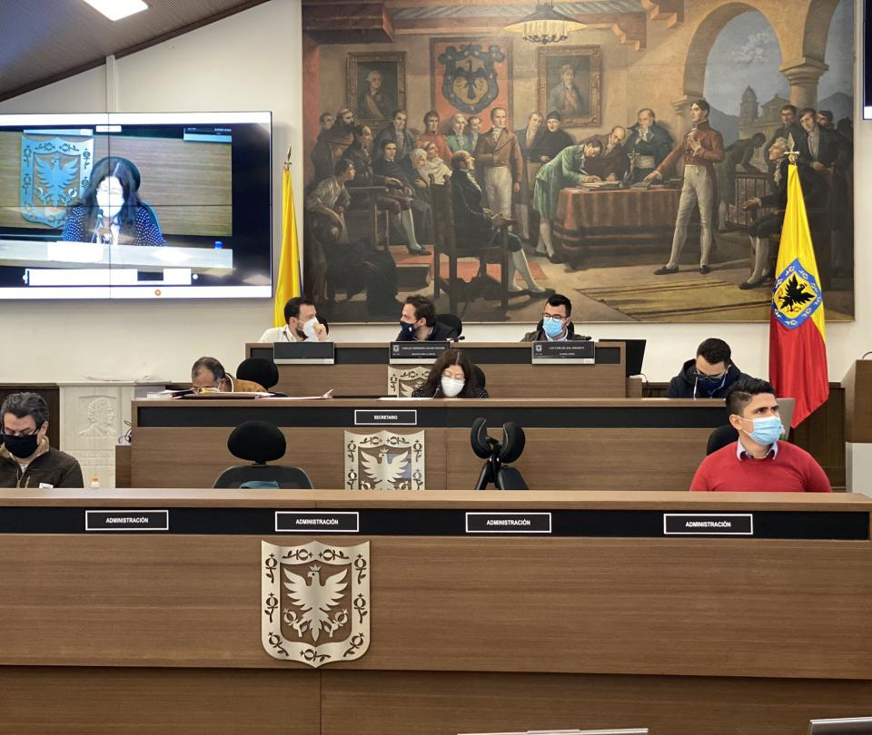 Concejo aprueba presupuesto para Bogotá por $23,9 billones | Economía