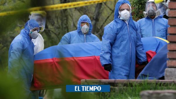 Coronavirus: cómo ha sido el desarrollo de la pandemia en Colombia - Salud