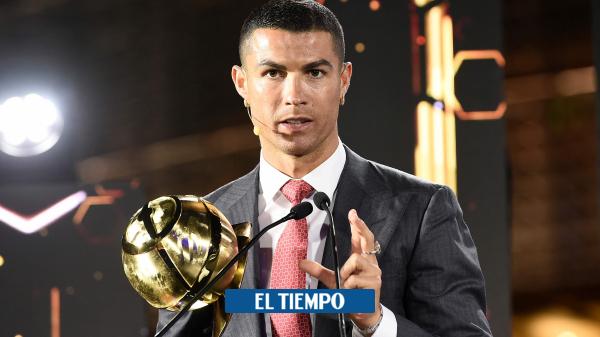 Cristiano Ronaldo, la celebridad con más seguidores en Instagram en 2020 - Fútbol Internacional - Deportes