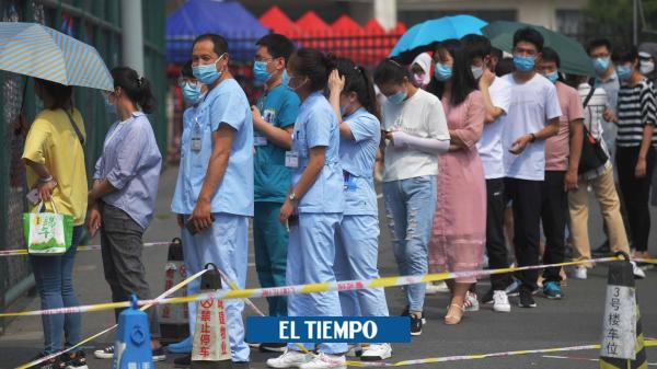 Descubren en China la nueva variante del coronavirus - Asia - Internacional