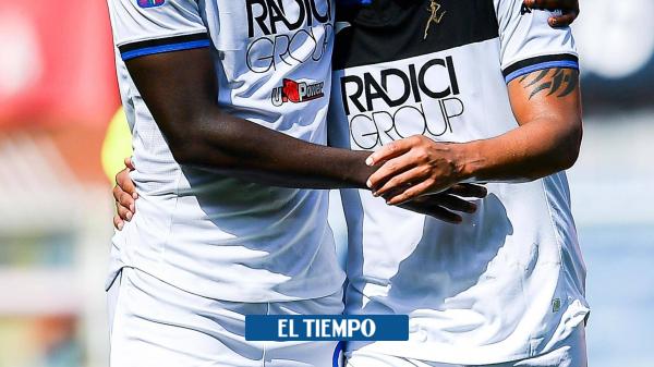 Duván Zapata y Luis Fernando Muriel: vea los goles a Roma en la Serie A con el Atalanta - Fútbol Internacional - Deportes