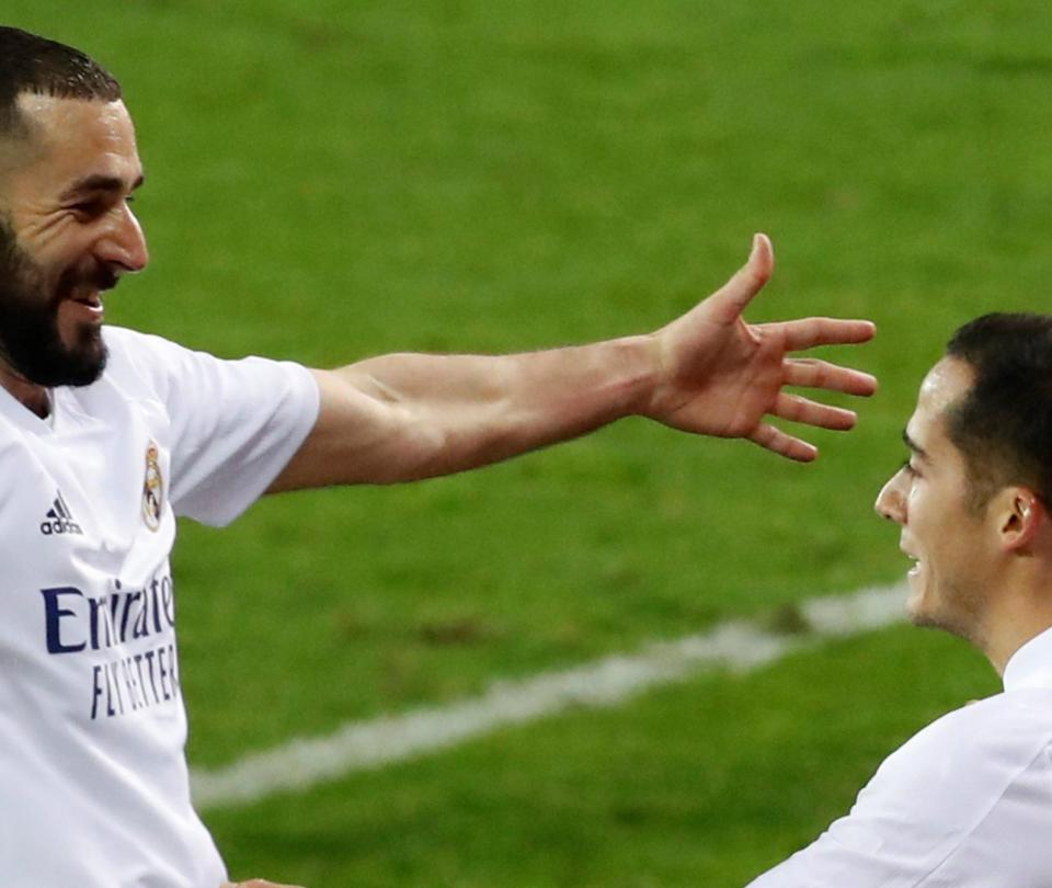 Eibar 1-3 Real Madrid: crónica y estadísticas LaLiga Santander - Fútbol Internacional - Deportes