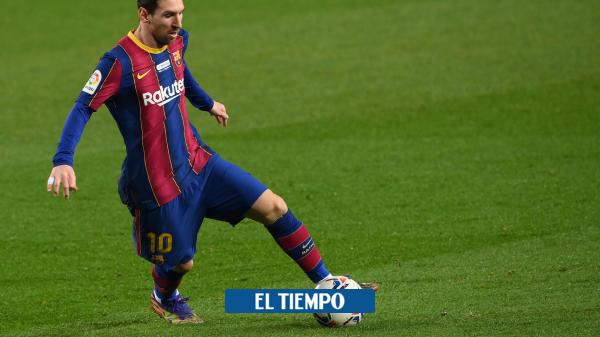 FC Barcelona: Lionel Messi hablo tras su intención de irse del club - Fútbol Internacional - Deportes
