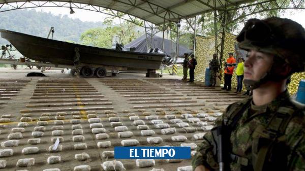 Incrementa producción y consumo de cocaína en el mundo - Europa - Internacional
