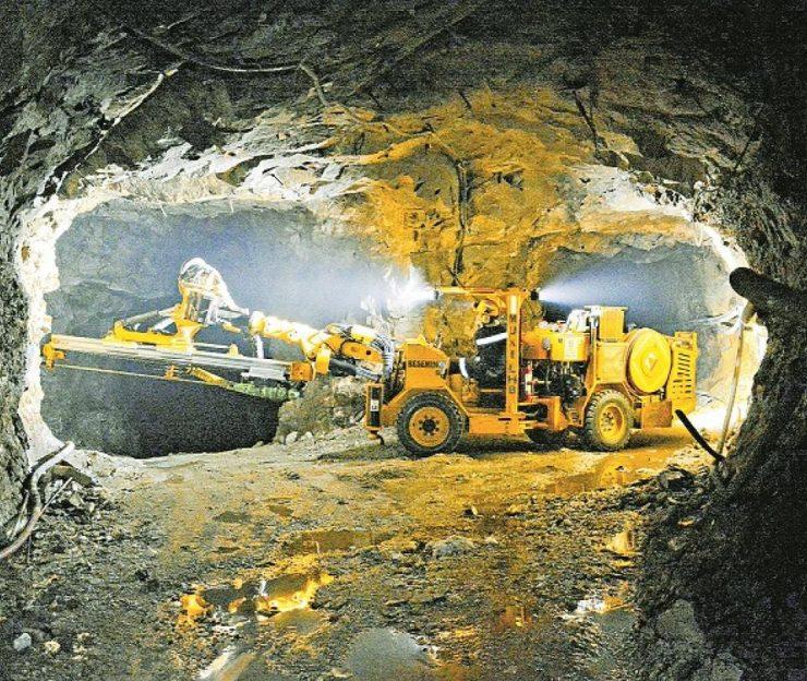 Inversión minera: cayó a más de la mitad presencia de empresas   Economía