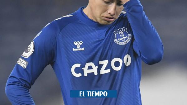 James Rodríguez: la estadística de opciones creadas que lo defiende en la Premier League - Fútbol Internacional - Deportes
