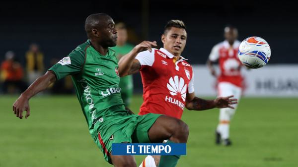 Juan Daniel Roa es nuevo jugador de Alianza Petrolera - Fútbol Colombiano - Deportes