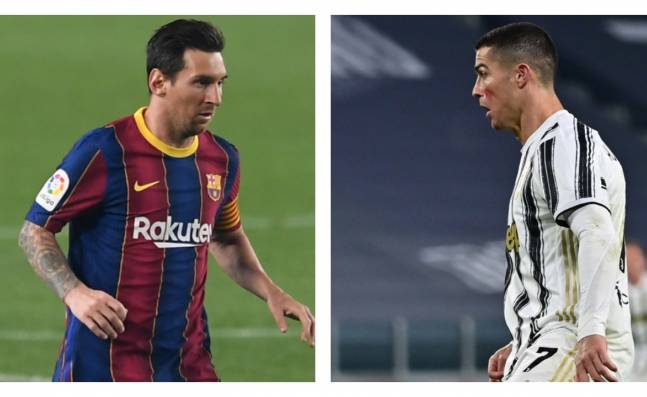 Lionel Messi-Cristiano Ronaldo, los viejos enemigos se reencuentran en la Champions