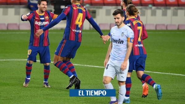 Lionel Messi igualó marca de Pelé: 643 goles con un mismo equipo - Fútbol Internacional - Deportes