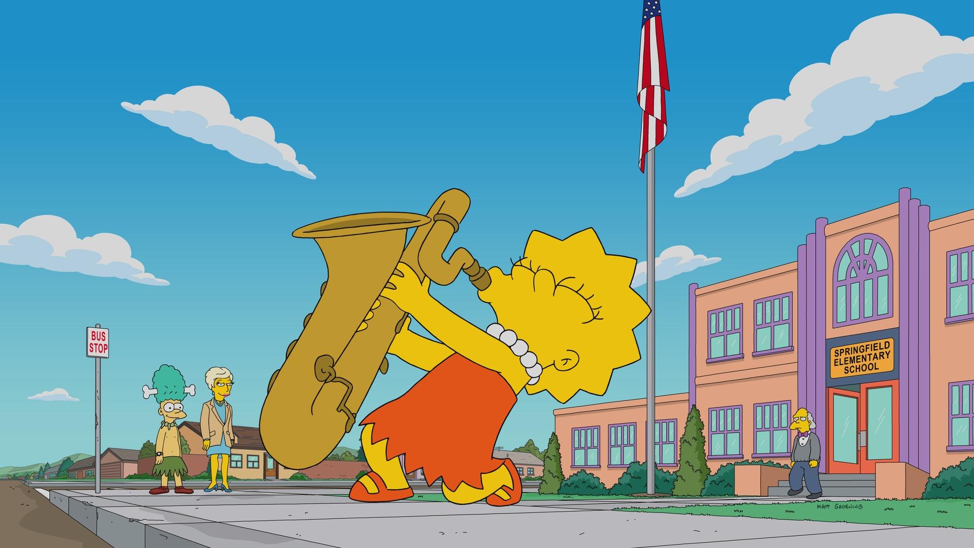 Los Simpson genios