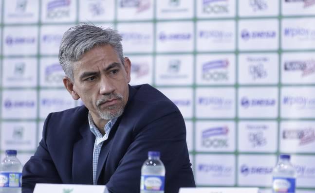 Marco Caicedo en entrevista con El País