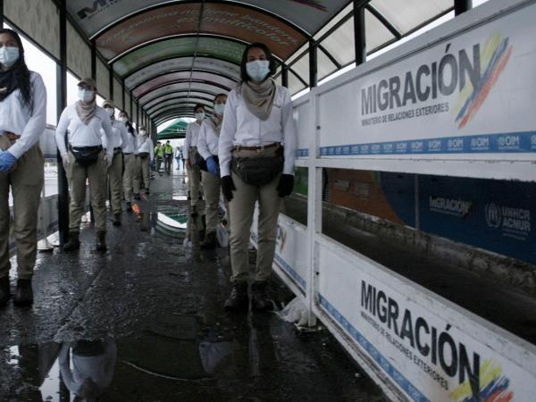 Mayores controles en la frontera con Venezuela por aumento de covid | Internacional