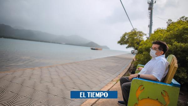 Mensaje del ministro de Salud Fernando Ruiz tras el primer año de pandemia en Colombia - Salud