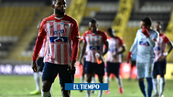Miguel Ángel Borja habla de no poder jugar con Palmeiras la Copa Libertadores - Fútbol Internacional - Deportes