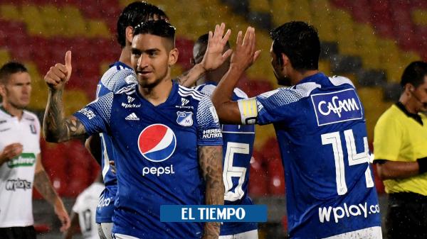 Millonarios confirmó la salida de Ayron del Valle para el 2021 - Fútbol Colombiano - Deportes