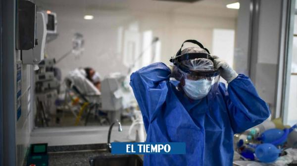Ocupación de UCI en Colombia comienza a subir en diciembre por la pandemia - Salud