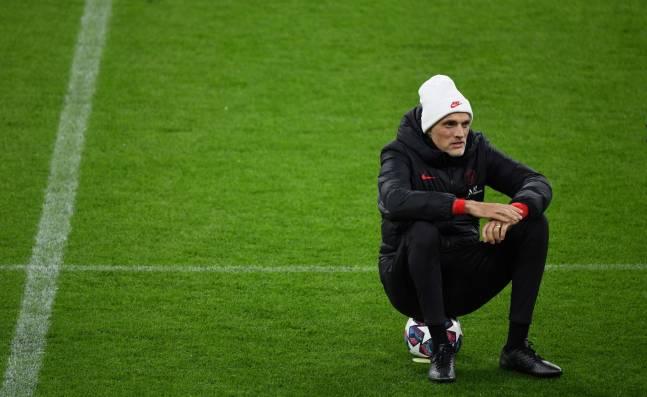 PSG hizo oficial la salida de Thomas Tuchel