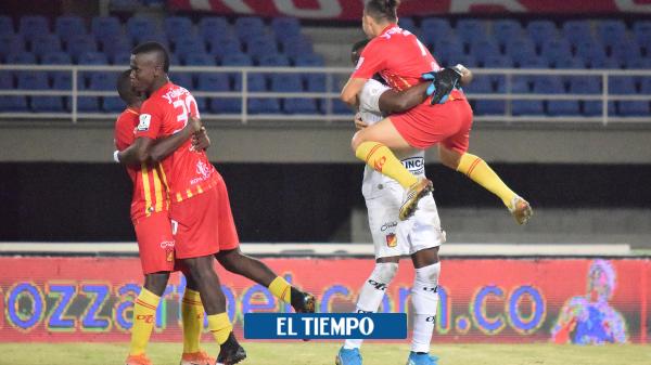 Pereira vs. Bucaramanga resultado y goles del partido Liguilla BetPlay - Fútbol Colombiano - Deportes