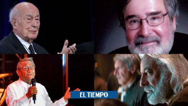 Personalidades del mundo que murieron en 2020 a causa del covid-19 - Gente - Cultura