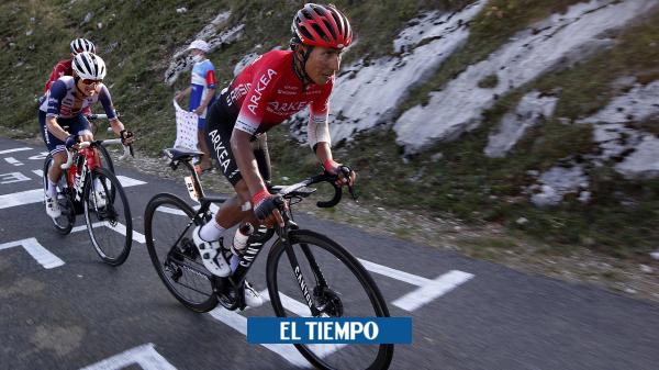 Proyecciones 20201: el ciclismo colombiano quiere volver a ganar en el Tour, Giro o Vuelta - Ciclismo - Deportes