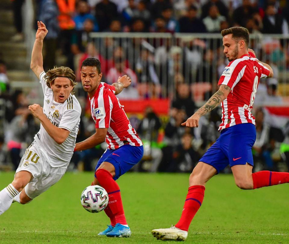 Real Madrid vs Atlético: hora y canal para ver el partido EN VIVO - Fútbol Internacional - Deportes