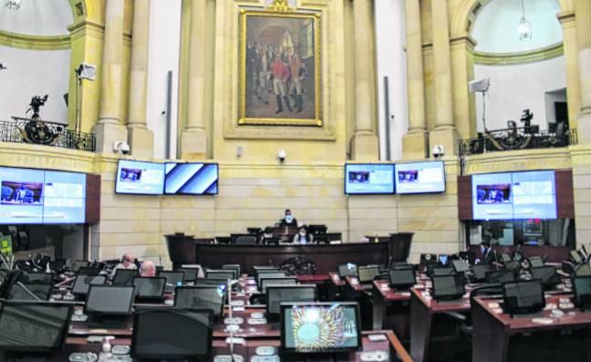 Reforma al Código Electoral se fue a sesiones extraordinarias