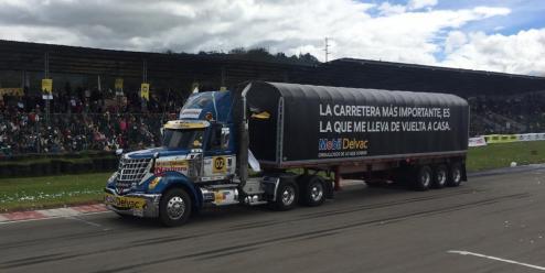 Gran Premio Nacional de Tractomulas 2019