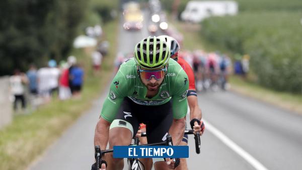 Roban bicicleta a Peter Sagan, con la que ganó la París Roubaix en 2018 - Ciclismo - Deportes