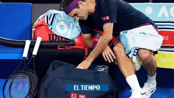Roger Federer no jugará el Abierto de Australia 2021 - Tenis - Deportes