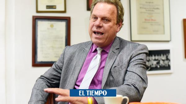 Selección Colombia: Ramón Jesurún, presidente de la Federación, positivo para covid-19 - Fútbol Internacional - Deportes