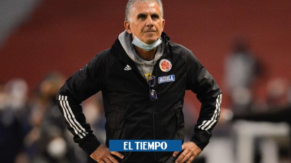 Selección Colombia: habla Carlos Queiroz de su salida del equipo nacional - Fútbol Internacional - Deportes