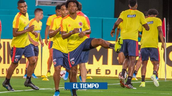 Selección Colombia: la nueva camiseta para las eliminatorias y Copa América - Fútbol Internacional - Deportes