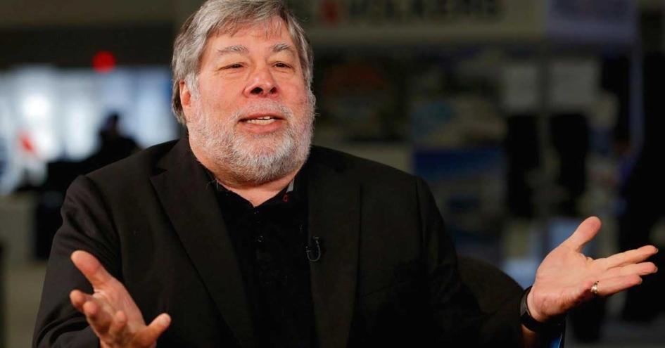 Steve Wozniak, Cofundador de Apple participó del ciclo