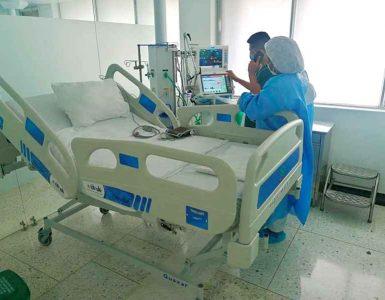 Celsia donó una UCI y elementos de bioseguridad al Hospital Luis Ablanque de La Plata, de Buenaventura
