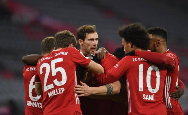 ¡Imparable! El Bayern, con remontada incluida, goleó al Mainz y sigue líder en Alemania