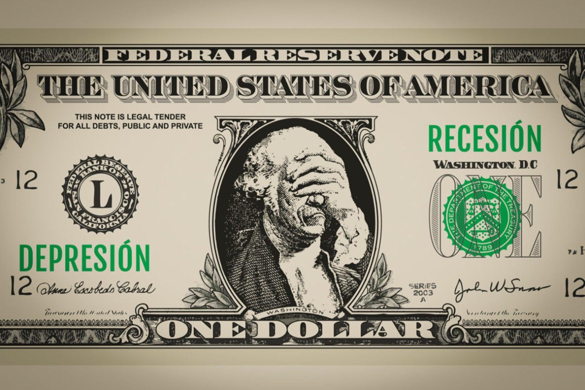¿Cuál es la diferencia entre una recesión y una depresión económica?