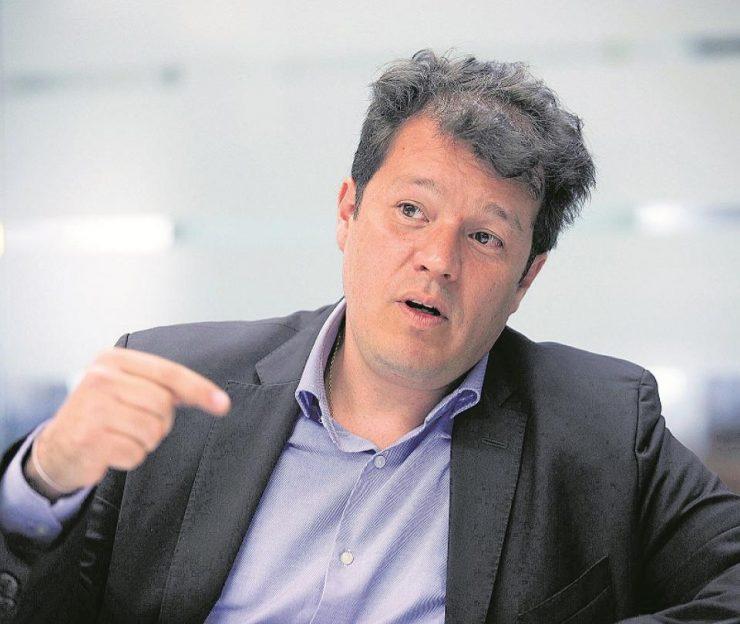 'El Gobierno se mantiene en meta de crecimiento del 5%' Victor Muñoz, consejero presidencial | Economía