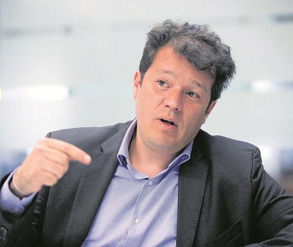 'El Gobierno se mantiene en meta de crecimiento del 5%' Victor Muñoz, consejero presidencial   Economía