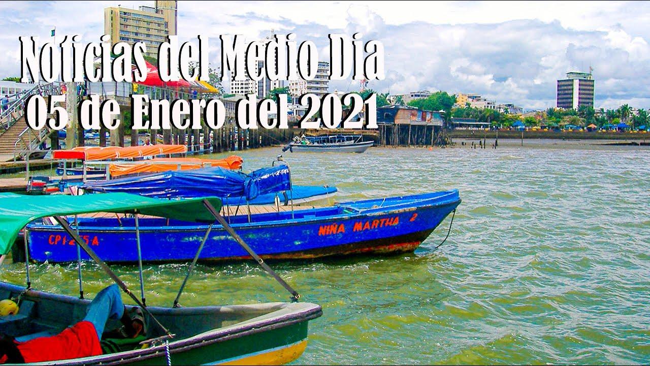 Noticias Del Medio día Buenaventura 05 de Enero de 2021 | Noticias de Buenaventura, Colombia y el Mundo