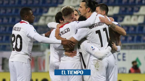 AC Milan: Mario Mandzukic presentado como su nuevo delantero - Fútbol Internacional - Deportes