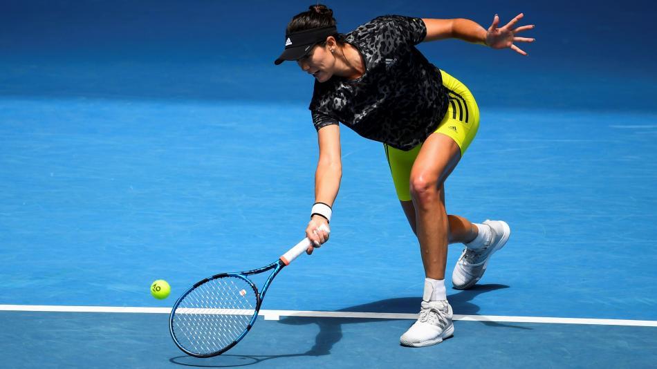 Abierto de Australia 2021: Entrevista Garbiñe Muguruza del tenis femenino - Tenis - Deportes