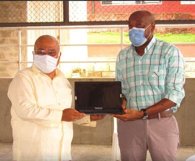 Rectores agradecieron la entrega de 1444 computadores por parte de la Alcaldía distrital y el Ministerio de las TICS