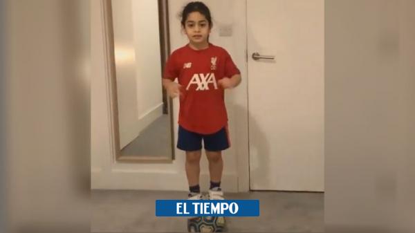Arat Hosseini: el niño del Liverpool que comparan con Lionel Messi - Fútbol Internacional - Deportes