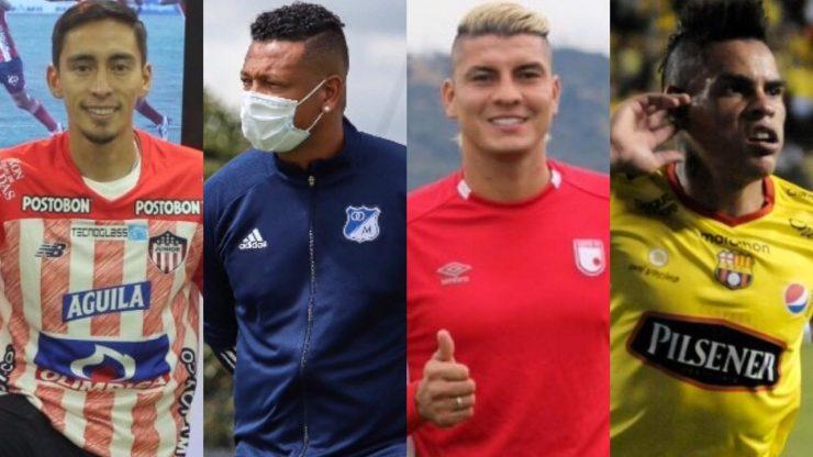 Así se movió la bolsa del fútbol colombiano