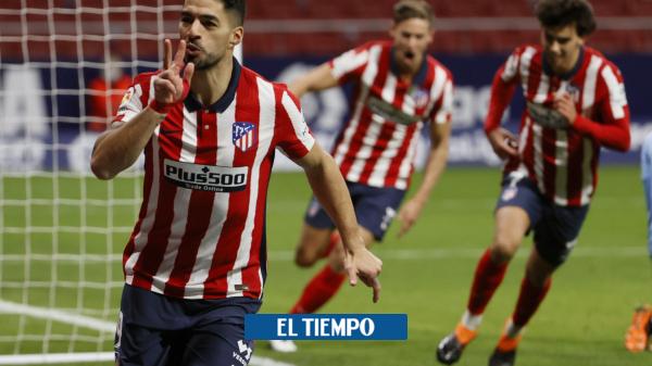 Atlético de Madrid 3-1 Valencia: resultado y crónica Liga de España - Fútbol Internacional - Deportes