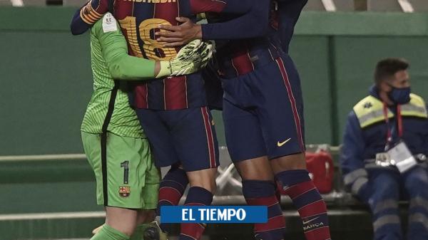 Barcelona es finalista de la Supercopa de España: venció a Real Sociedad - Fútbol Internacional - Deportes