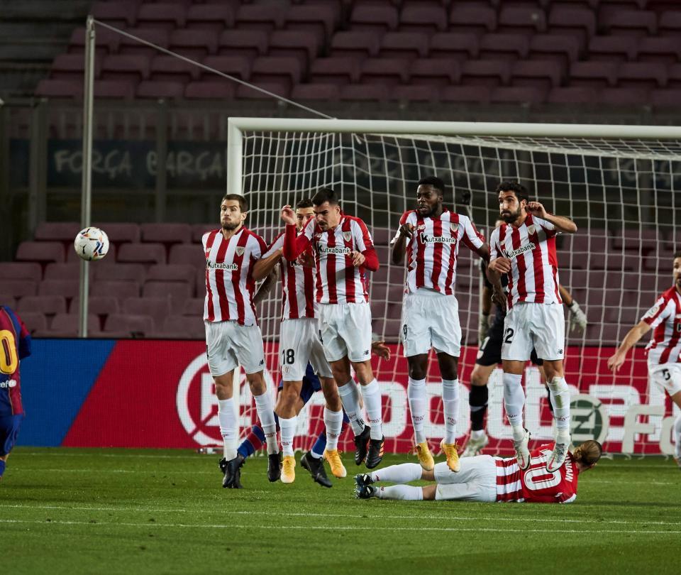 Barcelona vence al Athletic en la Liga de España - Fútbol Internacional - Deportes