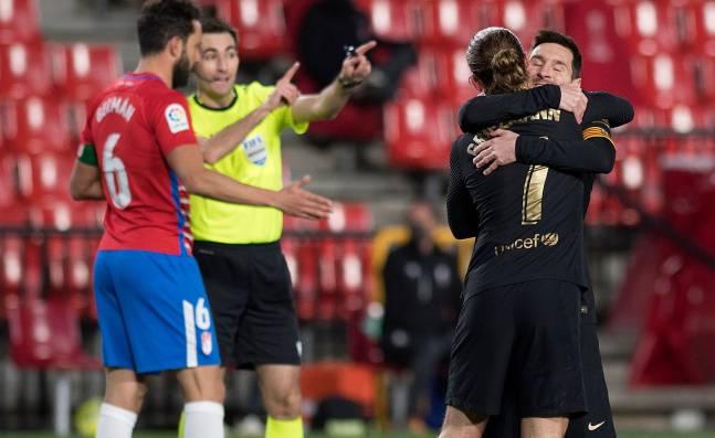 Barcelona y Real Sociedad se miden por la semifinal de la Supercopa de España