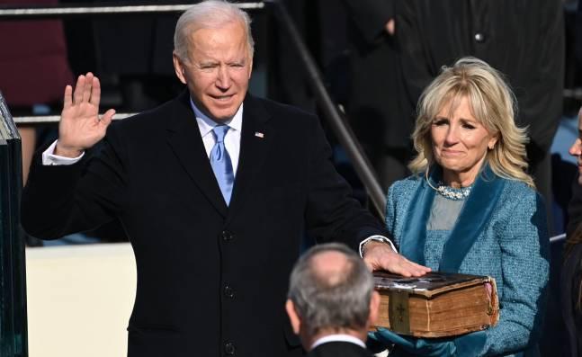 Biden se apoya en su fe católica para tratar de unir a EE.UU.